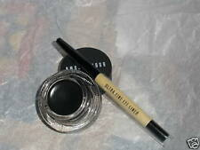 NIB Bobbi Brown BLACK INK gel eye liner w/ brush