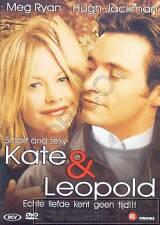 KATE & LEOPOLD - MEG RYAN - HUGH JACKMAN - DVD SEALED