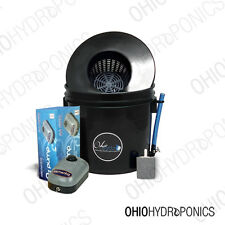 HYDROPONIC GROW KIT SYSTEM 1 PLANT SINGLE SITE DWC Bubbleponics Delta Grower
