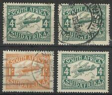 SOUTH AFRICA KGV 1929 AIR MAIL MINT / USED