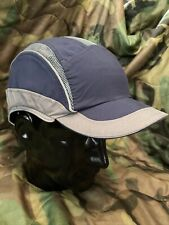 Scott Safety Hc22 Navy Amp Grey Abs Bump Elite Cap Protector First Base 3 Hat Ppe