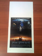 TRANSFORMERS locandina poster Michael Bay Megan Fox Shia LaBeouf Sci Fi S43