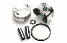 """Harley Edelbrock Twin Cam Forged Piston Kit 88"""" to 95"""" (NEW IN BOX) W-D Pricing!"""