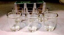 Set of 12 Shot Glass 30ml cups Drinking Entertaining Bar Parties