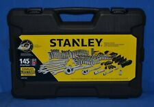 Stanley STMT71653 145 Pc 6 Point Mechanic's Socket Set