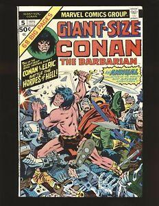 Giant-Size Conan # 5 VF/NM Cond.