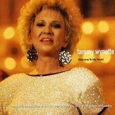 Tammy Wynette - Welcome to My World [New CD]