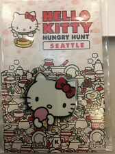 Hello Kitty Seattle Hungry Hunt Collectible Pin: Ice Cream (DP-A)