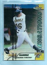 "ARAMIS RAMIREZ 1999 Finest ""Rookie - Refractor"" RC#128 - Pirates- Comb. Shipping"