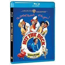 HIT THE DECK (1955 Debbie Reynolds) -  Blu Ray - Sealed Region free for UK