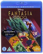 Fantasia 2000 Disney Blu-ray R0 Special Edition