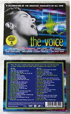 THE VOICE 42 O-Hits - Bobby Darin, Otis Redding, Supremes.. Warner DO-CD OVP/NEU