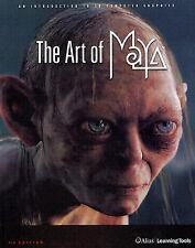 The Art of Maya : An Introduction to 3D Computer Graphics by Alias Staff...