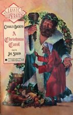 Berkley Classics Illustrated #16 A Chrstmas Carol Charles Dickens 1990 1st Ed NM