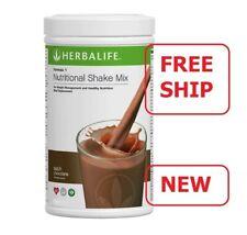 New listing Herbalife Formula 1 Nutritional Shake Mix, Dutch Chocolate 780g FREE SHIP NEW