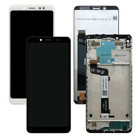 LCD Display Touch Screen Digitizer Replacement + Frame For Xiaomi Redmi Note 5