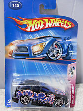 Hot Wheels 1:64 LOOSE Maroon 2009 CADILLAC CTS-V Custom SUPER w//Real Riders