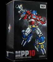 WJ MPP10 MP10 Transformation Optimus Prime Oversized 13'' G1 Action Figure