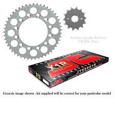 SUZUKI DL 650 V-STROM - 07-14 Catena & RUOTE DENTATE - DL650 - Qualità X-RING
