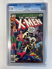 Uncanny X-Men #132 (Marvel 1980) Early Hellfire Club app CGC 7.0