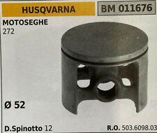 Kolben Komplett Husqvarna BM011676