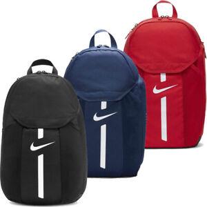 Nike Academy Team Backpack Mens Boys Girls School Bag Sports Travel Backpacks
