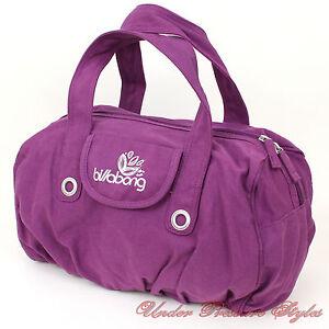 Billabong Tasche Handtasche Tragetasche  Schultertasche Damentasche Bag Lila NEU
