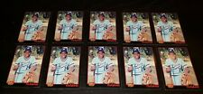 1993 TRIPLE PLAY LITTLE HOTSHOTS #77 FRANK THOMAS MINT LOT OF 10 CARDS BY LEAF