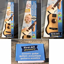 First Act Discovery Acoustic Guitar In Original Box With Strap - Model Gf1106