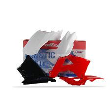 Polisport Full Plastics Kit Set - Gas Gas EC/ECE/ECF 2011 Red