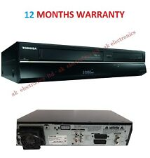Toshiba D-VR19DT DVD VHS Recorder HDMI VCR Combo All in One Freeview DVR19DKTB