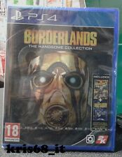 Borderlands The Handsome Collection playstation 4 ( PS4 ) nuovo!!!