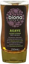 Biona Agave Sirop Léger organique - 250 g