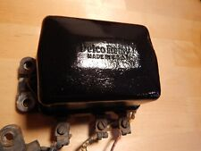 1956-62 Delco Remy VOLTAGE REGULATOR 1119168 CHEVY PONTIAC OLDSMOBILE BUICK