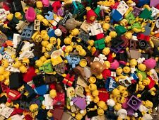 LEGO 1 LB OF NEW MINIFIGURE PARTS AND ACCESSORIES FREE LEGO  KEY CHAIN INCLUDED