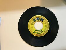 COUNTRY 45 RPM LOT -JOHNNY CASH - VARIOUS LABELS