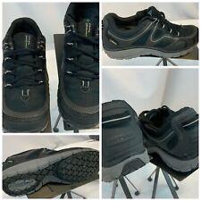 Clarks Wave Walk Gore-Tex Sz 9 Women Gray Hiking Shoes Mint Cond YGI G1S-39
