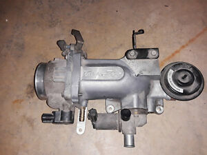1996-2004 Ford Mustang 4.6L Trickflow Throttle Body and Plenum GT 2V GT