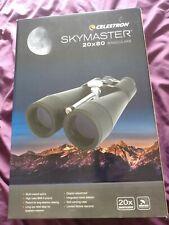 Binoculars used celestron skymaster 20x80