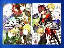 Amnesia Anthology + Amnesia Later Anthology Comic set /Japanese Manga Book Japan