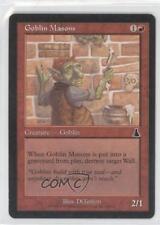 1999 Magic: The Gathering - Urza's Destiny #86 Goblin Masons Magic Card 0s5