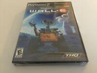 WALL-E (Sony PlayStation 2, 2008) PS2 NEW