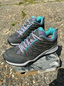 The North Face Women's Hedgehog Hike II Gore Tex Shoes / BNWT / Grey