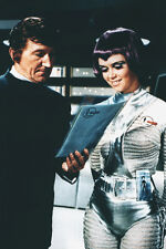 Gabrielle Drake With George Sewell Ufo Classic Series 11x17 Mini Poster