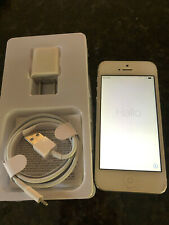Apple iPhone 5 - 32GB - Silver (Sprint) A1429 (CDMA + GSM)