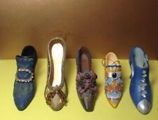 My Treasure 1999 Kingsbridge Int. Miniature Shoes