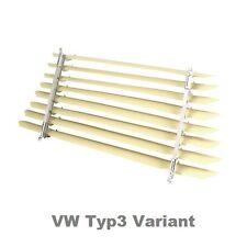 VW Typ3 Variant Heckscheibenjalousie Jalousie Heckjalousie Heckscheibe (0348-300