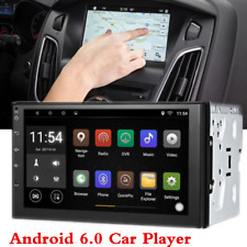 "HD 7"" Android 6.0 2 DIN Navigation Sat Nav Car GPS Stereo Radio Wifi Car Player"