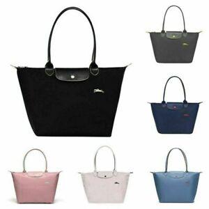 LONGCHAMP LE PLIAGE CLUB Women Shoulder Bag S/L Foldable Tote Bags