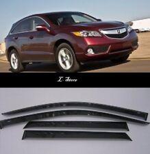For Acura RDX 2013-2018 Side Window Visors Sun Guard Vent Deflectors